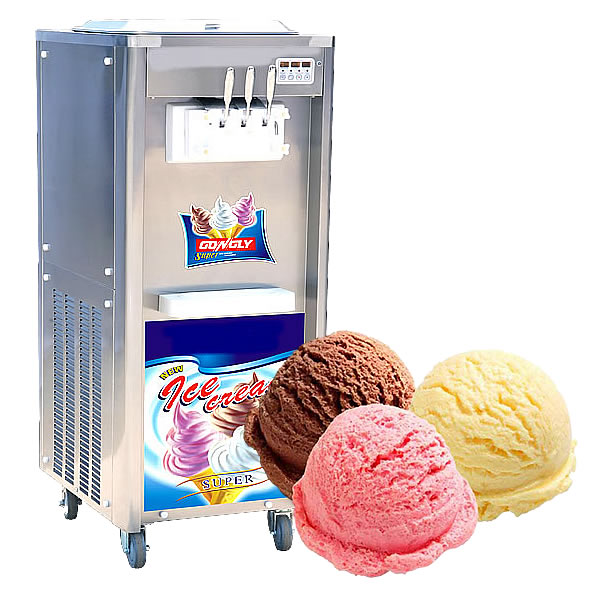 soft-serve-machine-hire-for-party-events-with-scoop
