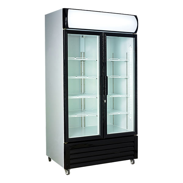 hire-double-door-beverage-fridge