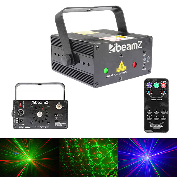 Anthe RGB Laser with Remote