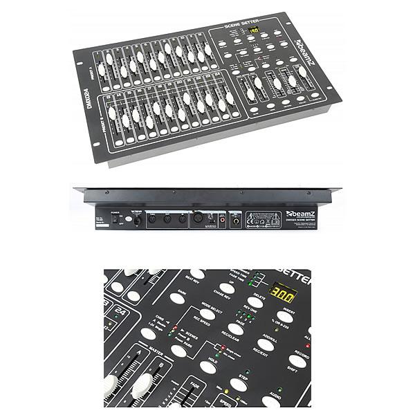DMX-024 controller Scene Setter