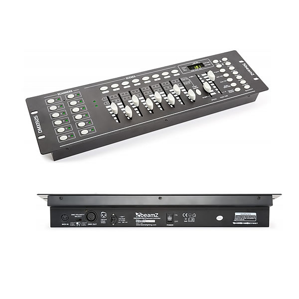 DMX-192S Controller 192-Channel