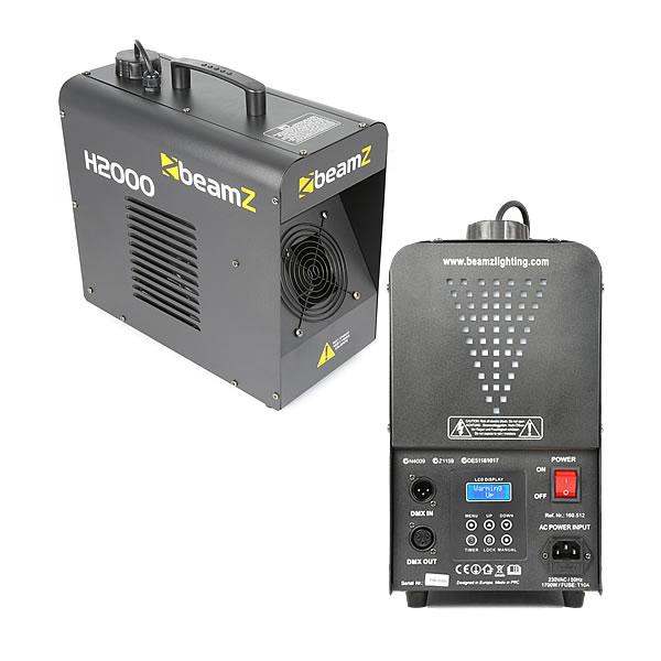 H2000 Faze Machine with DMX