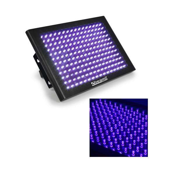 LCP192UV Strobe Panel 192x 5mm UV LEDs