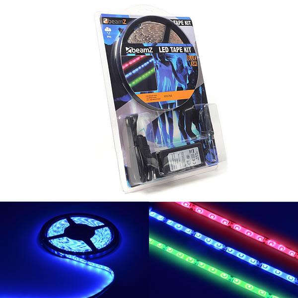 LED Tape Kit 5m Blue 60 LEDsm IP65