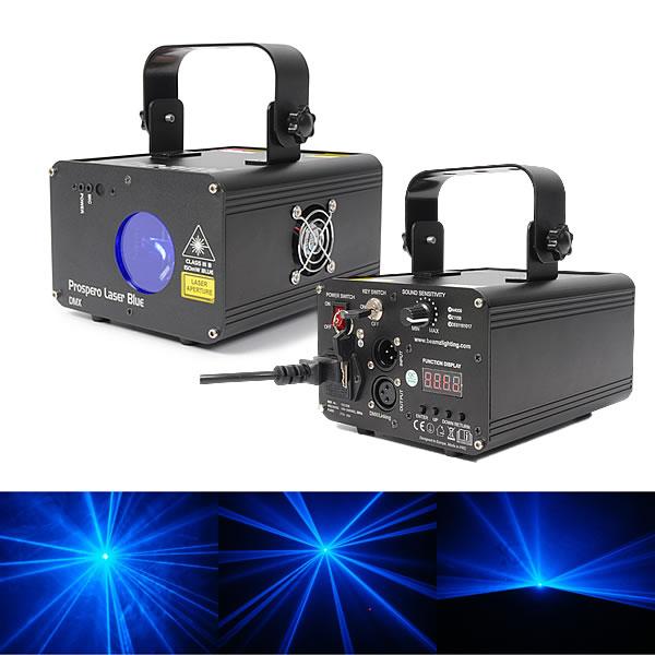 Prospero Laser Blue 150mW DMX