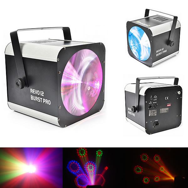 Revo 12 Burst Pro 469 LEDs