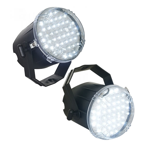 White LED Strobo