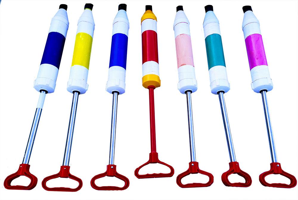 colour pump
